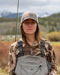 Supporting women as leaders in the conservation movement