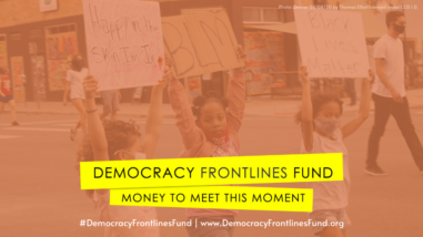 Democracy Fontlines Fund