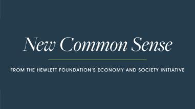 New Common Sense banner